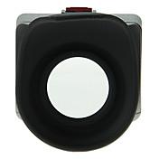 GGS 3X LCD Viewfinder Ampliación lupas para la cámara Canon 7D 5D2 550D T2i