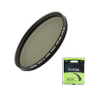 fotga® Pro1-D 49mm filtro de la lente polarizante ultra delgado mc CPL con revestimiento múltiple circular