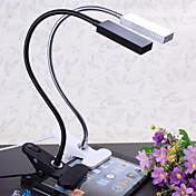 3w LED lámpara de mesa con pinza (220-240)
