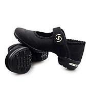 Zapatos de baile (Negro/Verde/Rojo) - Dance Sneakers - No Personalizable - Tacón bajo