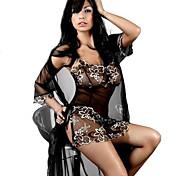 las mujeres / / spandex de la muñeca / de la ropa interior del cordón de poliéster / camisa de dormir ultra sexy