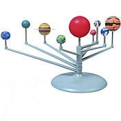 nueve planetas universo de la ciencia de la astronomía juguete de la educación
