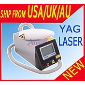 actualizado el interruptor q láser Nd Yag profesional para la eliminación de tatuajes pigmento ceja máquina de la belleza del retiro de la