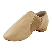 Zapatos de baile(Negro / Marrón) -Jazz / Botas de baile-No Personalizables-Tacón Plano
