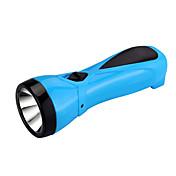 Yage-3806 linterna recargable antorcha 2-modo llevó literna 1pcs laterna 400mah batería dentro lampe torche usa / eu / uk charger