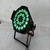LEDステージライト 温白色 レッド ブルー グリーン パープル 1個