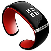 GDS 2 Pulsera SmartResistente al Agua / Long Standby / Podómetros / Llamada de Voz / Deportes / Despertador / Pantalla táctil / LED /