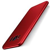 para el silicón suave del color sólido del caso de la contraportada de la cubierta ultra-fina del caso para la galaxia s8 de Samsung más