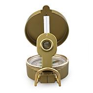 menetelő Lensatic iránytű (arany)