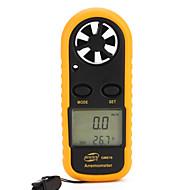 GM816 tuuli- ja lämpömittari