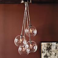 Riipus valot ,  Traditionaalinen/klassinen Maalaus Ominaisuus for Minityyli Metalli Living Room Makuuhuone Ruokailuhuone Työhuone/toimisto