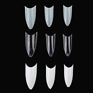 100 Neglekunst Dekor Rhinstenperler Sminke Kosmetikk Neglekunst Design