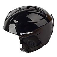 MOON® 헬멧 여성용 / 남성용 눈 스포츠 헬멧 산 / 하프 쉘 스포츠 헬멧 블랙 눈 헬멧 ABS 사이클링 / 도로 사이클링 / 스노우 스포츠 / 스키 / 스노우보딩