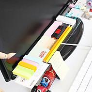 Mostrar DIY Criativo de armazenamento rack Transparente