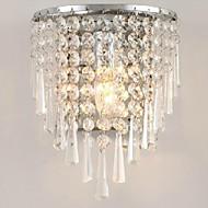 lightmyself®3ワットは、現代のファッションの結晶壁ランプベッドライティング結晶E14壁ランプを主導