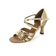 sandale femei latin personalizate lui sclipici cu pantofi de dans Buckie spumante