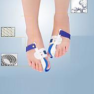 לכל הגוף כף רגל תומך מפרידי בוהן & פיקת Pad להקל על כאבים ברגל מתקן יציבה פלסטיק