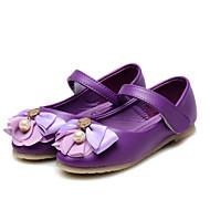 Para Meninas Rasos Conforto Sapatos para Daminhas de Honra Courino Primavera Outono Casamento Casual Social Festas & NoiteConforto