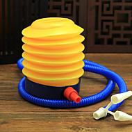 häät juhla tarvikkeet häät ilmapallo leimattu pumpun (random väri)