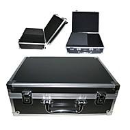 caixa de alumínio tatuagem basekey preta pequena com S03 prego