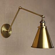 Estilo Mini Lâmpadas de Braço Móvel,Rústico/Campestre E26/E27 Metal