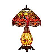 60W Tiffany Pöytälamppu , Ominaisuus varten Silmäsuoja , kanssa Maalaus Käyttää Päälle/pois -kytkin Vaihtaa