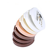 6 Powder Wet / Matte / Mineral Pressed powder Whitening / Long Lasting / Natural Face Multi-color Zhejiang LIDEAL