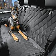 Собака Чехол для сидения автомобиля Животные Корпусы Водонепроницаемость / Компактность Черный Котон