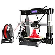 Anet a8 alta precisão de alta qualidade fdm desktop diy 3d impressora (instruções de montagem no cartão sd)