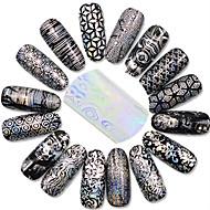Nail Art Nail tarra Full Nail Tips / Nail Jewelry