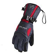 Luvas de esqui Dedo Total / Luvas de Inverno Homens Luvas EsportivasMantenha Quente / Anti-Derrapagem / Prova de Água / Anti-desgaste / Á