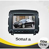 hyunda sonata / veículo / dvd de navegação / áudio / máquina integrada