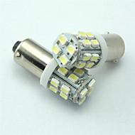 10ks Ba9s 20smd 1206 bílá barva superjasné žárovky dveřní světla (DC 12V)