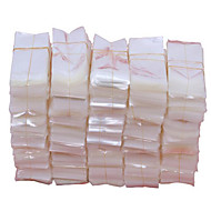 valmistajat myynnistä OPP custom muovipussiin läpinäkyvää muovia suljettavassa pussit