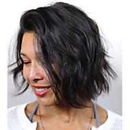 Brazilian Short Bob Virgin Human Hair Wigs Water Wave Wigs For Black Women Full Lace With Baby Hair Wig