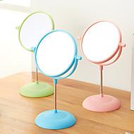 מראה שולחנית עכשווי כחול / ירוק / ורוד,איכות גבוהה Mirror