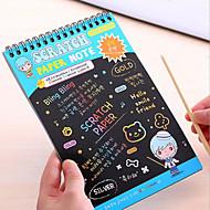 Ordinateurs portables Créatif-Mignon / Entreprise / Multifonction- en Papier