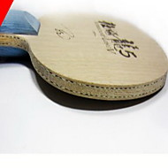 Ping Pang/탁구 라켓 Ping Pang 나무 짧은 핸들 여드름