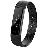 yyid115 smart armbånd / smart ur / aktivitet trackerlong standby / skridttællere / vækkeur / distance tracking