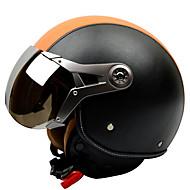 GXT г-288 шлем мотоцикла воздушные силы ретро шлем зайца шлем анти-туман дышащий половина шлем
