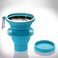 # Filtro de café de silicone, gotejamento cafeteira reutilizável