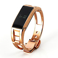 Mode kvinder armbånd d8 bluetooth smartwatch armbånd til android ios smart telefon bedste gave