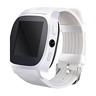スマート時計t8のSIM SIMカードスロット2.0 mpカメラのプッシュメッセージブルートゥース接続アンドロイド電話スマートウォッチt8