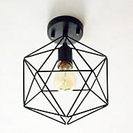 Uppoasennus ,  Traditionaalinen/klassinen Retro Lantern Maalaistyyliset Pallo Maalaus Ominaisuus for Minityyli MetalliTyöhuone/toimisto