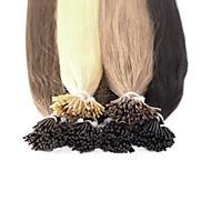 Neitsi wysokiej jakości 28 '' 25g / partii 1g / s i końcówek włosów przedłużających 100% prostych remy ludzkich włosów