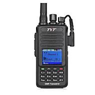 Tyt md-390 ip67 vandtæt håndholdt transceiver dmr digital walkie talkie uhf400-480mhz kompatibel med mototrbo 1000ch ctcss dcs