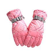 Luvas de esqui Mulheres Homens Luvas Esportivas Manter Quente Prova-de-Água A Prova de Vento Respirável Capilaridade ProtecçãoEsqui