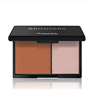 Powder Concealer/Contour Highlighters/Bronzers Dry Powder Coverage Concealer Natural Face