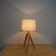 60 Moderno/ Contemporâneo Luminária de Escrivaninha , Característica para LED , com Pintado Usar Redutor de Intensidade Interruptor