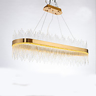 Uppoasennus ,  Moderni Traditionaalinen/klassinen Maalaus Ominaisuus for LED MetalliLiving Room Makuuhuone Ruokailuhuone
